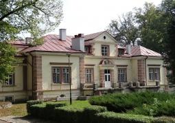Zespół pałacowo-parkowy Łastowieckich - Hadle Szklarskie