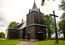 Kościół pw. Narodzenia Najświętszej Maryi Panny - Dobrków