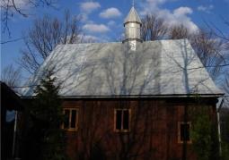 Cerkiew św. Michała Archanioła - Witryłów