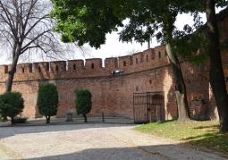 Mury obronne - Przeworsk