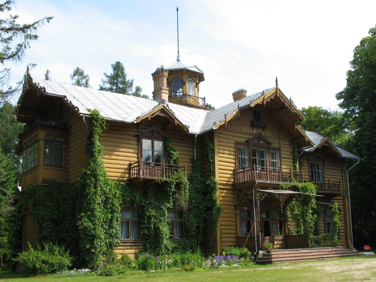 Pałac w Julinie
