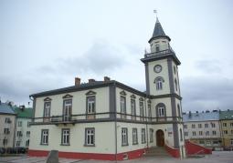 Ratusz Miejski - Muzeum Regionalne im. Adama Fastnachta - Brzozów