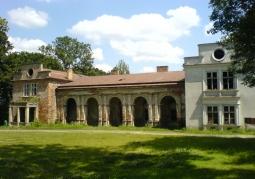 Pałac Kotarskich - Brzyska