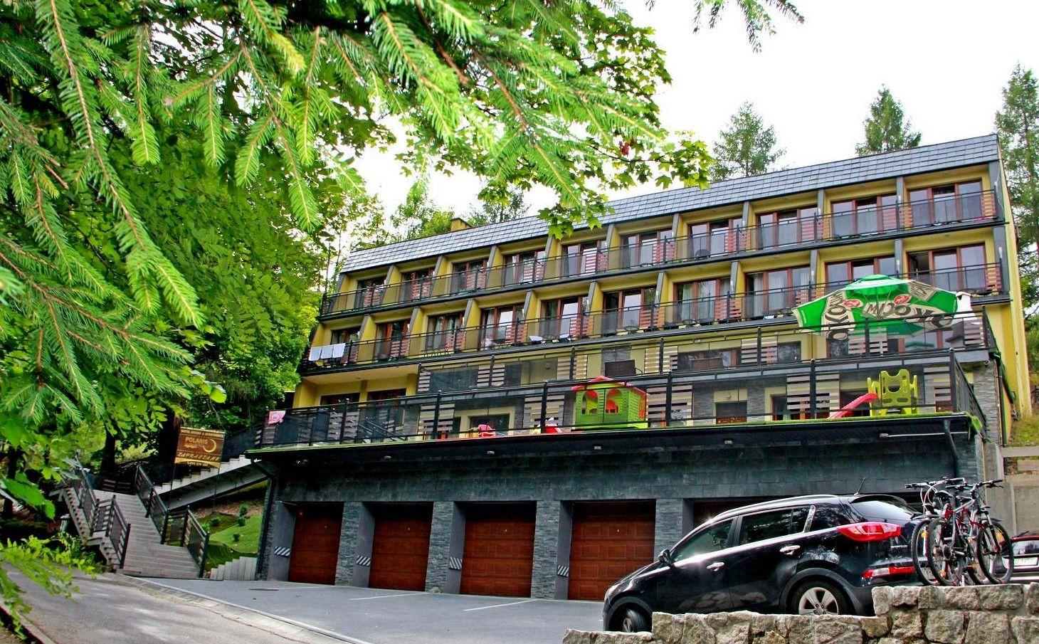 POLARIS Hotel Rooms & Apartments s.c.