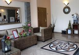 Recepcja Hotelu POLARIS