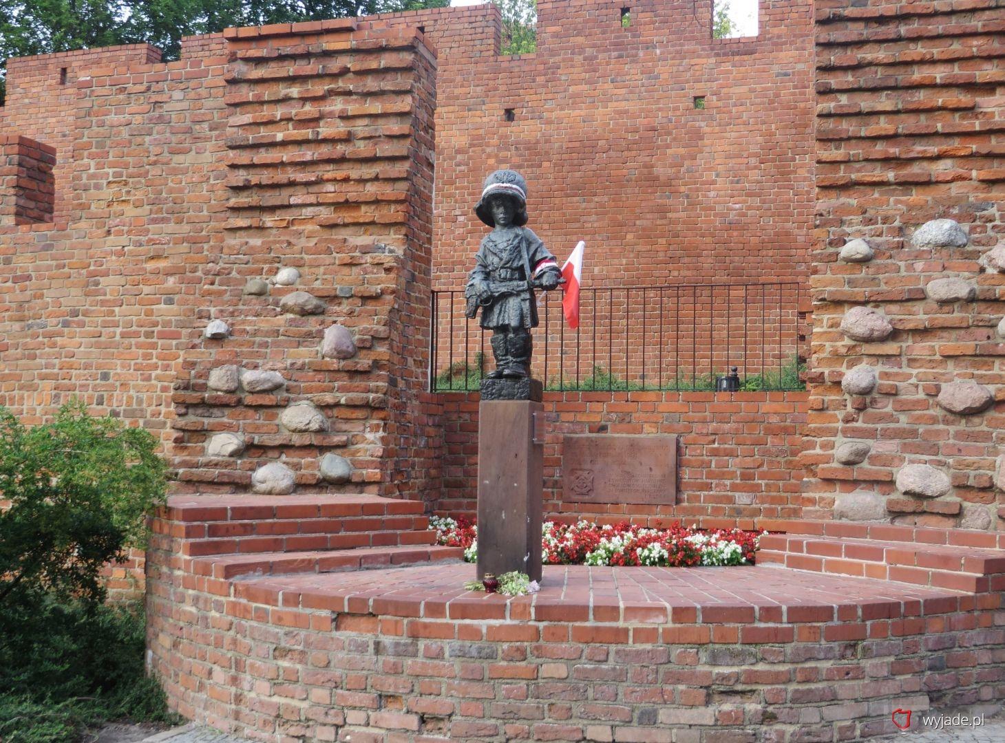 Pomnik Małego Powstańca