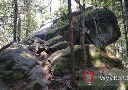 Diabli Kamień - Magurski Park Narodowy
