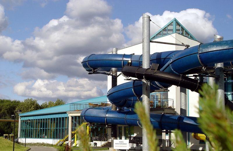 Park Wodny, Hala Sportowa