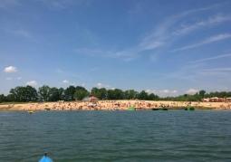 Plaża Gorzuchów - Gorzuchów