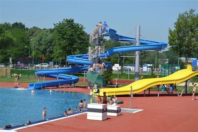 Kompleks basenów