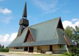 Kościół p.w. Matki Bożej Niezawodnej Nadziei - Jamna