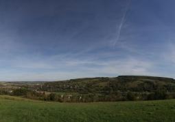 Panorama Krzemieniec