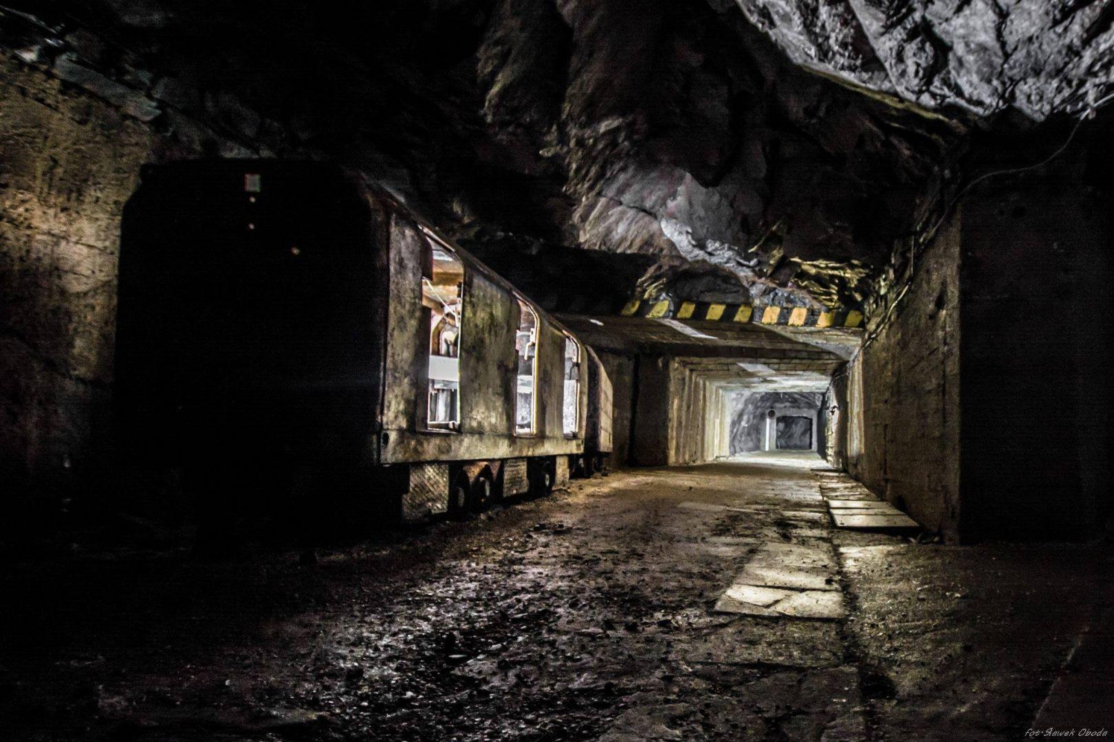 Kopalnia Podgórze Podziemna Trasa Turystyczna