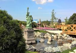 Minieuroland Park miniatur Kłodzko
