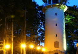 Wieża widokowa Grzybek na Wzgórzu Krzywoustego - Jelenia Góra