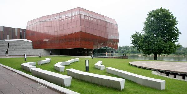 Budynek planetarium