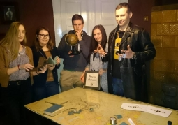 Key To Be Free Escape Room - Poznań