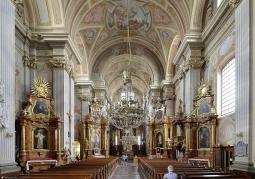 Kościół Akademicki Św. Anny - Warszawa