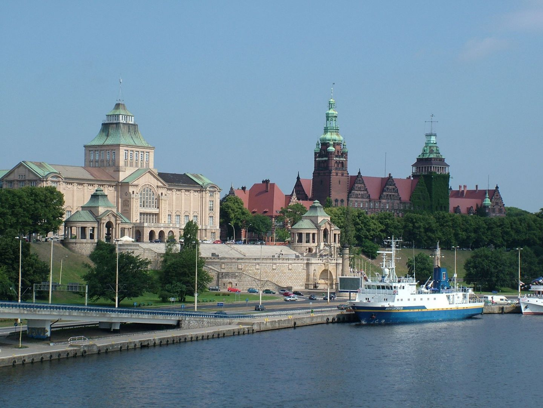 Wały Chrobrego Szczecin