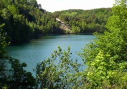 Jezioro Turkusowe - Międzyzdroje