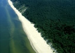 Pomorze Zachodnie Wyspa Wolin