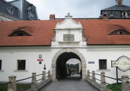 Brama Wybrańców  - Pszczyna