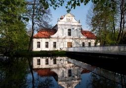 Kościół św. Jana Nepomucena - Zwierzyniec