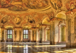 jedna z sal klasztoru