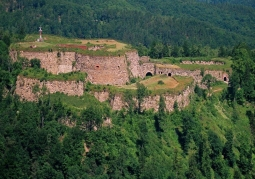 Twierdza Donjon - Srebrna Góra