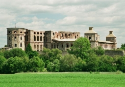 Zamek Krzyżtopór - Ujazd