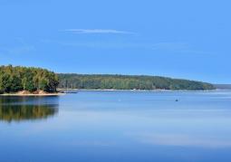 Jezioro Chańcza - Chańcza