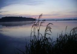 Jezioro Maziarnia (Zalew Wilcza Wola) - Wilcza Wola