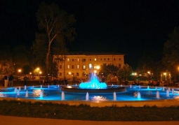 Nocny pokaz