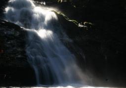 Wodospad - Sopotnia Wielka
