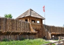 Rezerwat archeologiczny Kaliski Gród Piastów - Kalisz