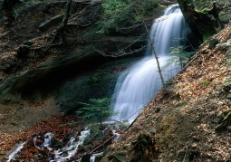 Wodospad Magurski