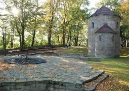 Rotunda na wzgórzu