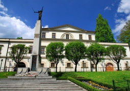 Pałac Myśliwski - Góra Zamkowa