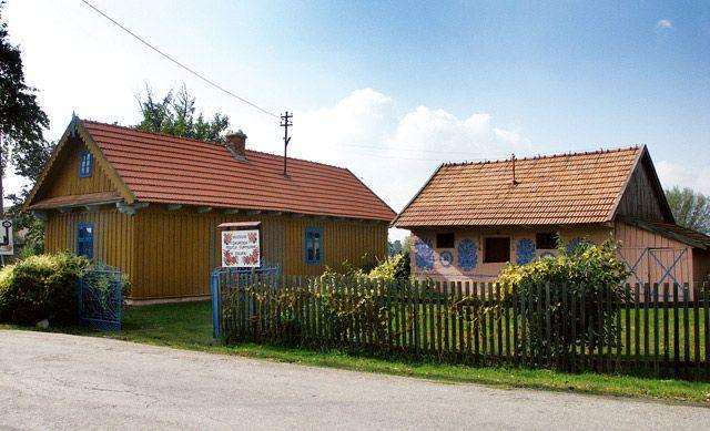Stare domy