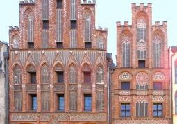 Zespół dwóch kamienic gotyckich