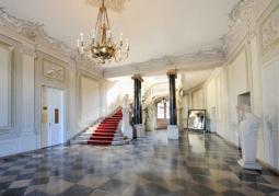 Pałacowy hol