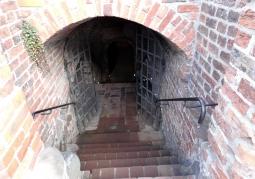 Zamek Krzyżacki - lochy