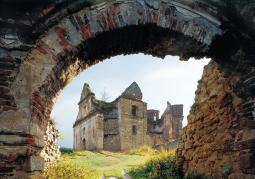 Ruiny klasztoru oo. Karmelitów Bosych