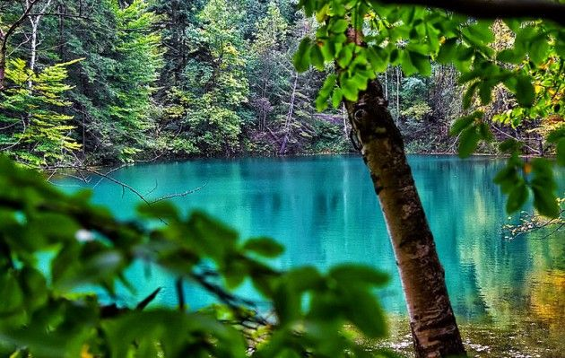 Błękitne Jeziorko
