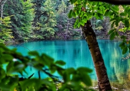 Kolorowe jeziorka - Rudawski Park Krajobrazowy