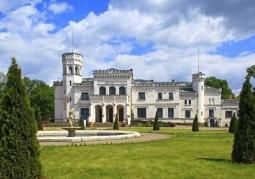 Pałac w Będlewie - Będlewo