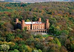Pałac Hohenzollernów - Kamieniec Ząbkowicki