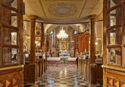 Kościół Narodzenia św. Jana Chrzciciela - Korzkiew