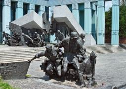 Pomnik Powstania Warszawskiego 1944 - Warszawa