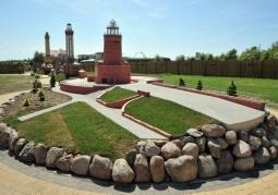 Park Miniatur Latarni Morskich - Niechorze